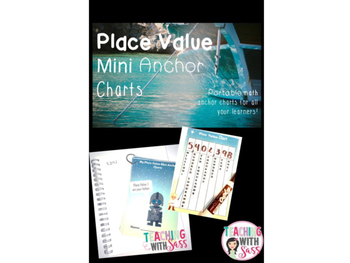 Place Vale Mini-Anchor Charts for Students