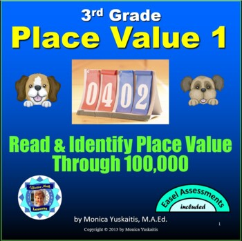 Common Core 3rd - Place Value 1