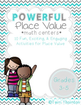 Power Place Value: 10 Activites