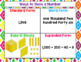 Place Value: 22 Anchor Charts