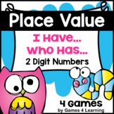 Place Value I Have Who Has: Place Value for 2 Digit Numbers, Tens and Ones