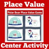 Place Value | Game | 1st 2nd 3rd Grade | Math Center Activity