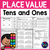 Place Value Worksheets - Place Value Tens and Ones