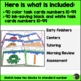 Place Value  2-Digit Match-Up Game: Halloween