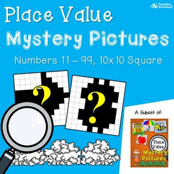 Color By Code Place Value Coloring Sheet Place Value Activities