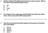 Place Value 2 Pretests/Posttests