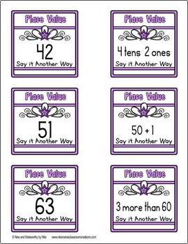 Place Value (2 digit)