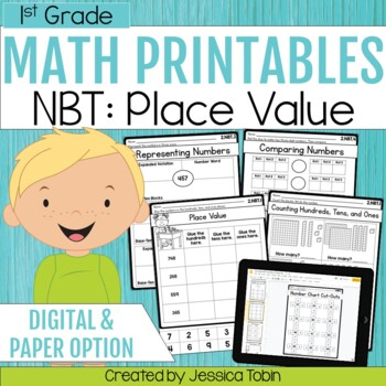 1st Grade NBT- Number and Operations in Base Ten
