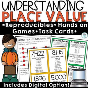 Fall Activities Place Value