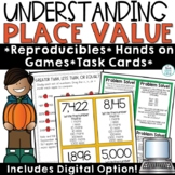 Place Value Fall Activities