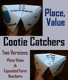 Place Value and Expanded Form Game (No Prep SCOOT Review)