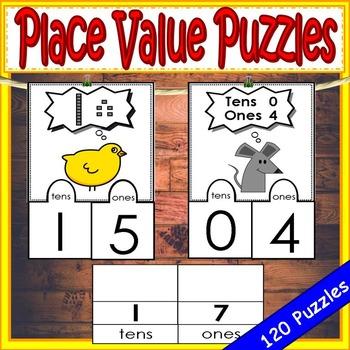 Place Value Worksheets Kindergarten