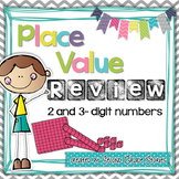 Place Value math games and activities