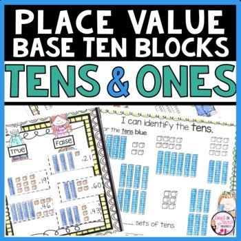 Hundreds Tens Ones Worksheet Teaching Resources | Teachers Pay Teachers
