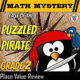 2nd Grade Place Value Distance Learning Activity - Expanded Form, Ordering +