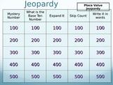 Place Value 3-Digit Jeopardy