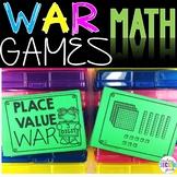Place Value 3 Digit War Math Game