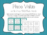 Place Value - 30 MAB Task Cards