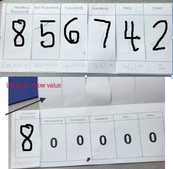 Place Value: Sorts, foldables and more!