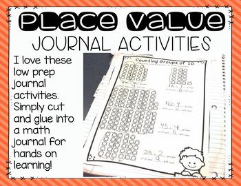 Place Value: A unit to 120