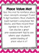 Place Value Activites Grade 3 and 4