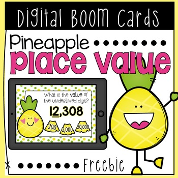 Place Value Activities {Freebie}