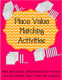 Place Value Activities - Hundreds, Tens, and Ones