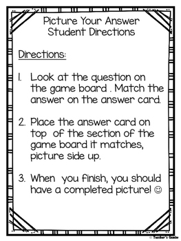 Place Value Activities - Self-Checking