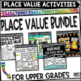 Place Value Activities for Upper Grades