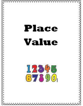 Place Value Activity