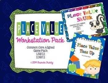 Place Value Activity BUNDLE