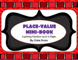 Place-Value Activity Book:  Exploring Numbers up to 6 Digits