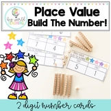 Place Value Activity Cards - 2 Digit Numbers