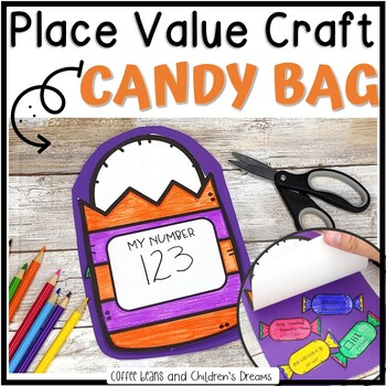 Halloween Place Value Activity