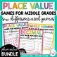 Place Value Activity Math Center {Common Core} Standard Ex
