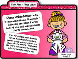 Place Value Activity Mats - Whole Numbers and Decimals