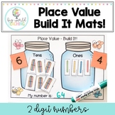 Place Value Activity - 2 Digit Numbers