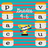 Begin School Year Place Value Activities