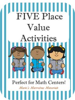 Place Value Activity Set