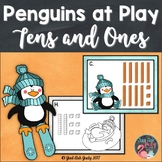 Place Value Activity Tens and Ones Penguins at Play