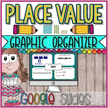 Place Value Activity in Google Slides