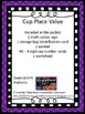 Place Value Activity with Worksheet
