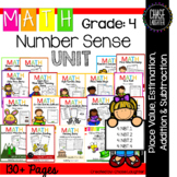 Number Sense & Operations: Place Value, Addition, Subtraction, Estimation Unit