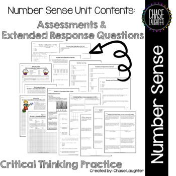 Number Sense & Operations: Place Value, Addition, Subtraction, Estimation Unit