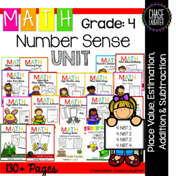 Number Sense & Operations: Place Value, Addition, Subtract