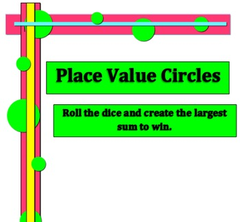 Place Value Addition Game