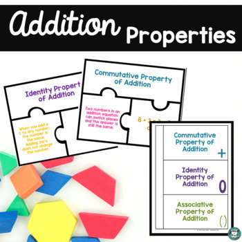 Place Value - Addition Properties