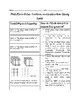 Place Value, Addition and Subtraction Study Guide
