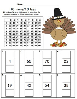 Place Value All Year
