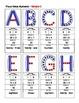 Place Value Alphabet - Letters